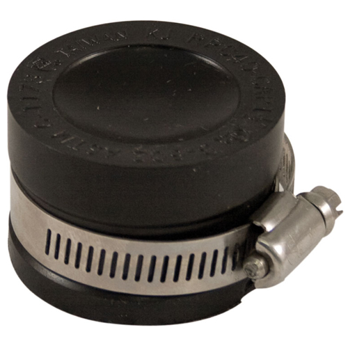 Flexible pipe cap