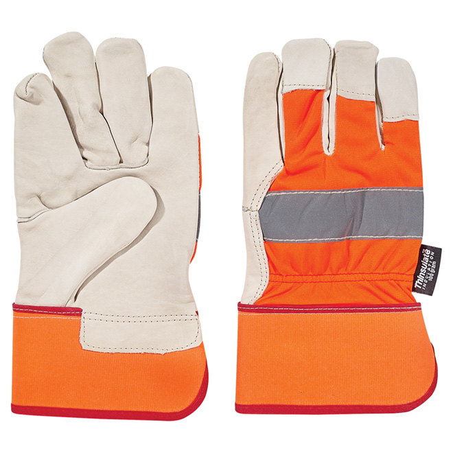 High Visibility Work Gloves