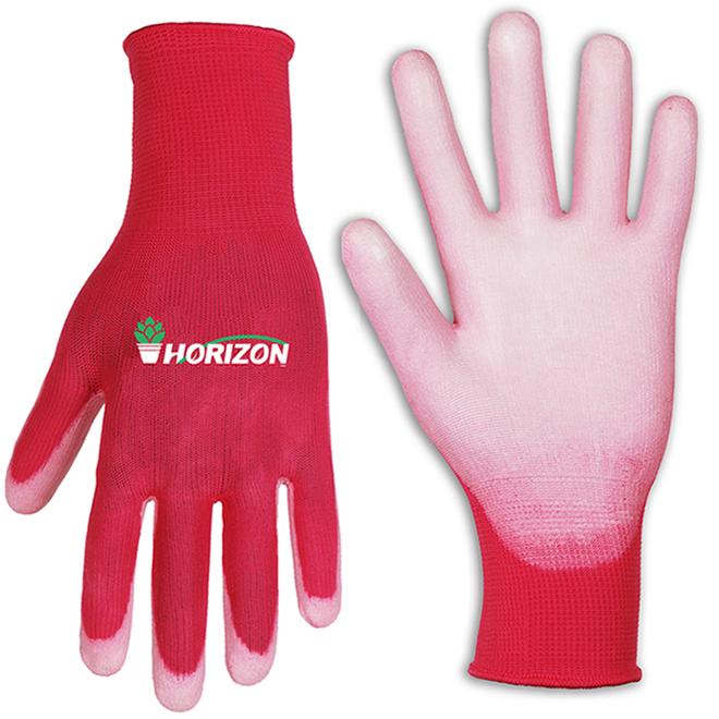 Gardening gloves for women - M/L - Polyurethane - Pink