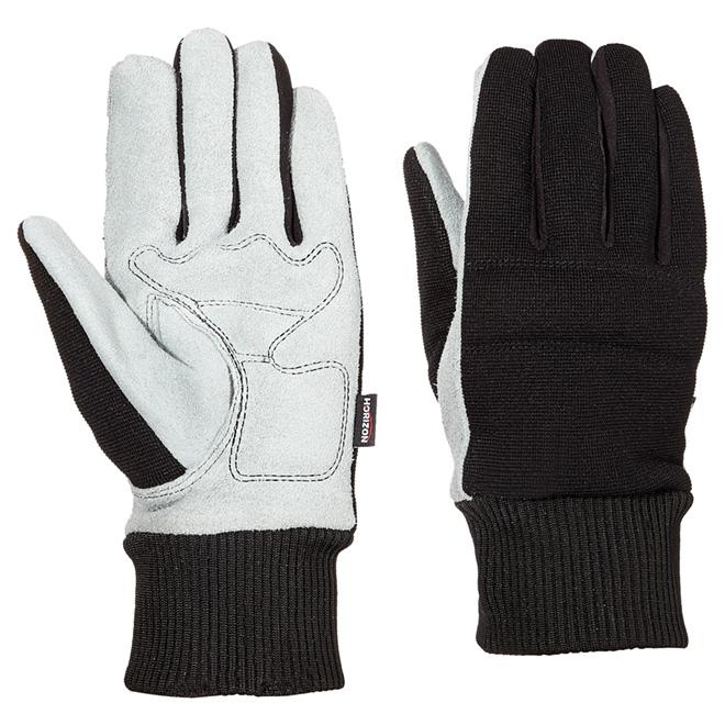 Men's Leather Mechanic Gloves - High Dexterity - M