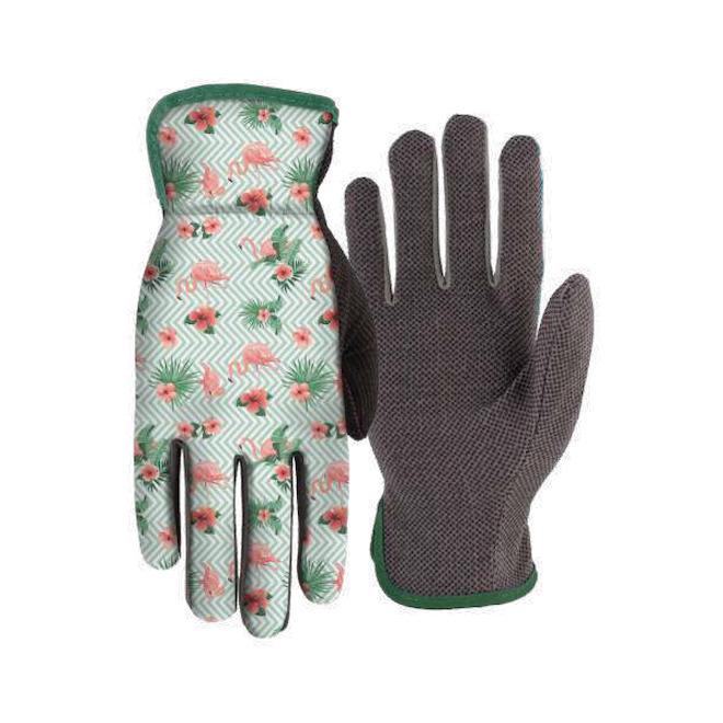 Women's Gardening Gloves - Stretch Cotton - One Size