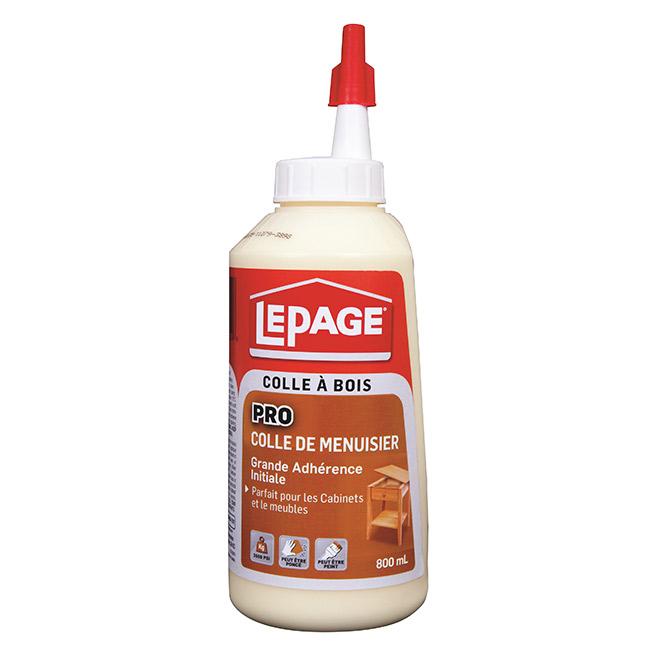 Colle de menuisier pro LePage, 800 ml