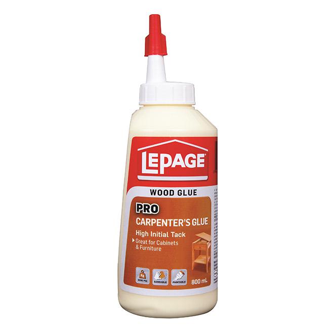 LePage Pro Carpenter's Glue - 800 mL
