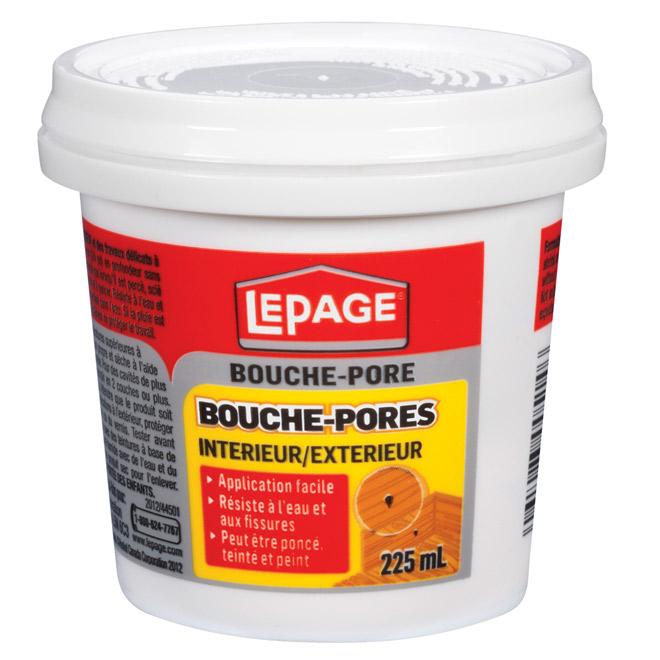 Bouche-pores LePage, intérieur et extérieur, 225 ml