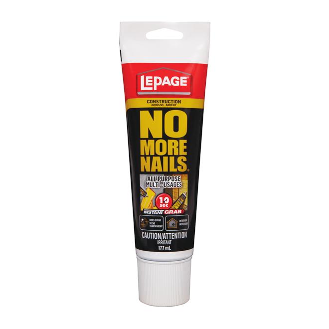 Adhésif tout-usage «No More Nails»