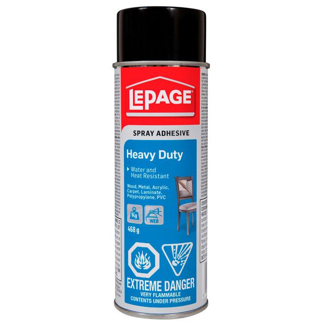 """""""Heavy Duty"""" Spray Adhesive"""