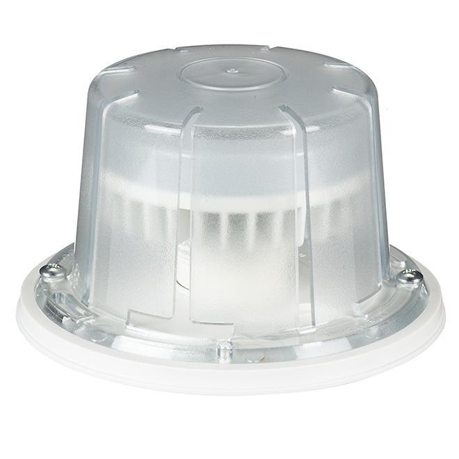 LED Ceiling Lampholder - Keyless - 10 W