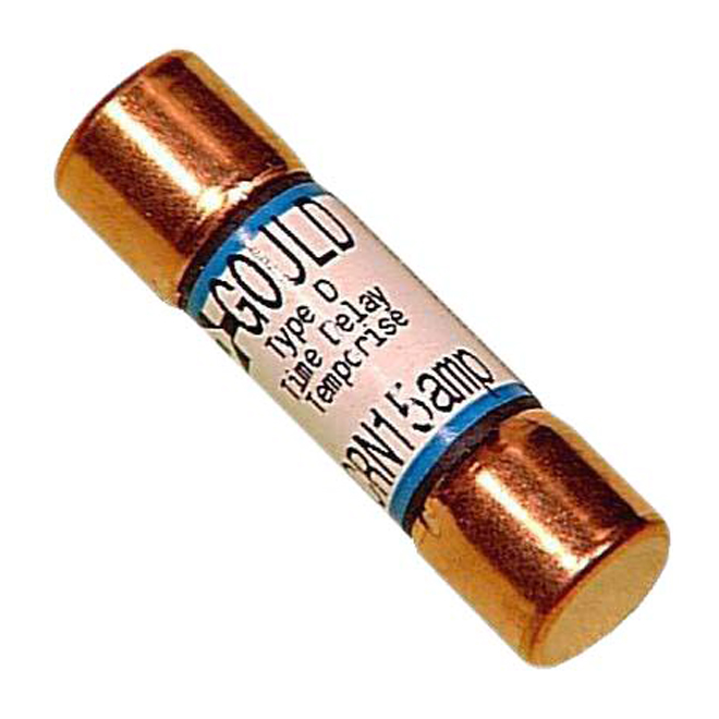 D-type cartridge fuse