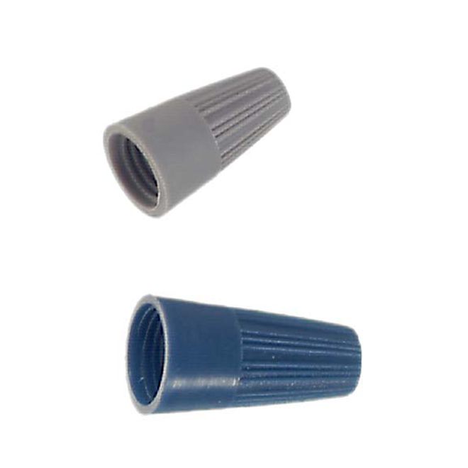 Connecteur XTP, combo-petit, Bte/20, gris/bleu