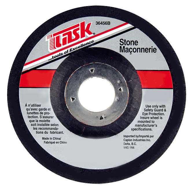 """Masonry Cut-Off Blade for Right Angle Grinder - 4"""""""