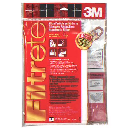 Filtre micro Filtrete, 30 po x 60 po, rouge