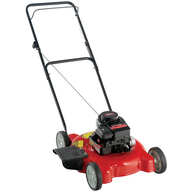 20-in Gas-Powered Lawnmower