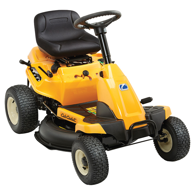 "Mini-tracteur à gazon, 30"", 382 cc"