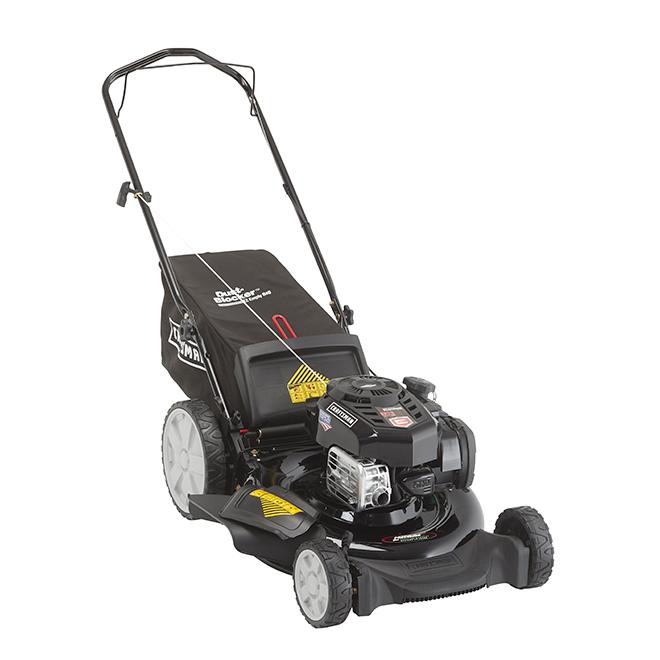 "Push Gas Lawnmower - 21"" - 163 CC - 3 in 1"