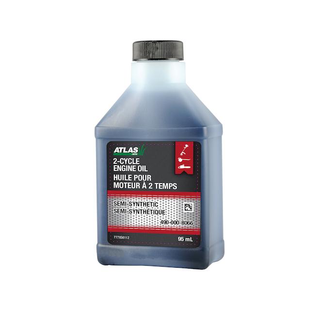 Atlas Semi-Synthetic 2-Cycle Motor Oil - 95 ml