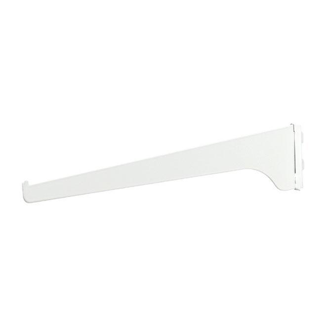 """Support de tablette en acier, 8"""", blanc"""