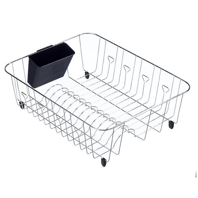 Égouttoir à vaisselle Real Solutions, chrome