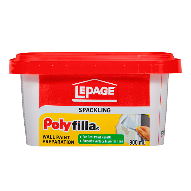 LePage Polyfilla Wall Paint Preparation Compound - 900 mL