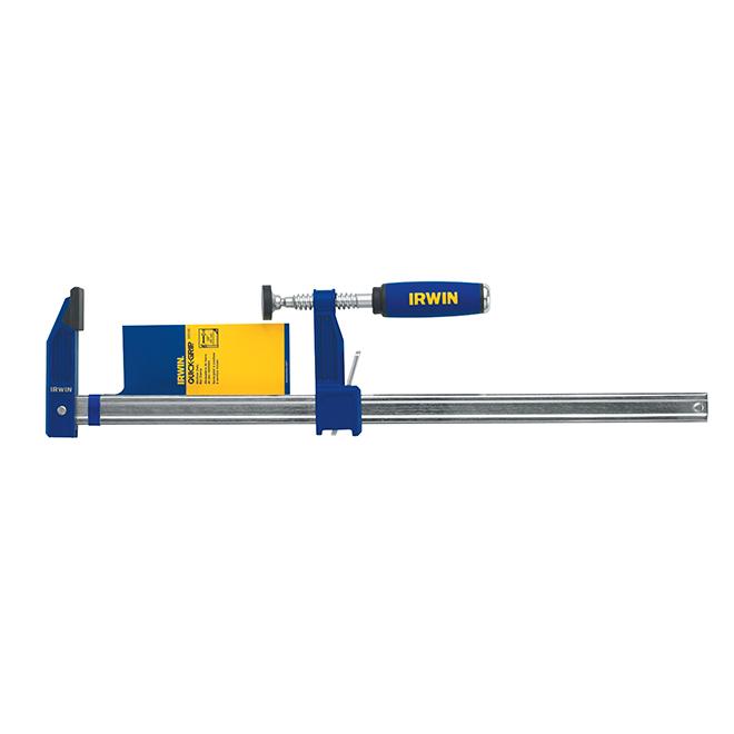 Irwin Steel Bar Clamp - Quick-Grip - 18''