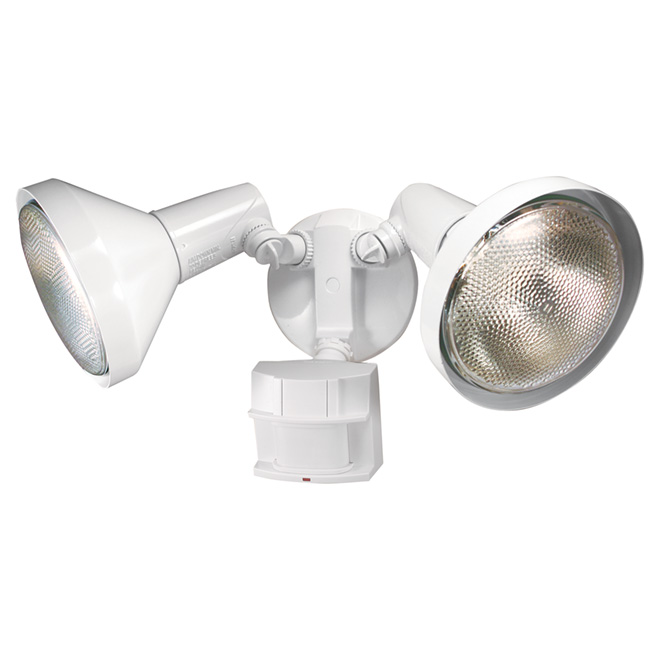 Lampe étanche à 2 lumières