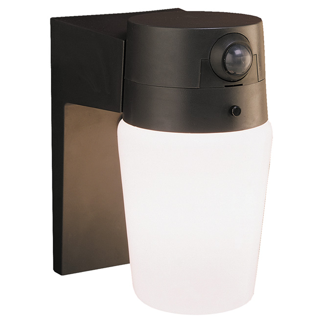 Heat Zenith - Motion Security Light - Bronze
