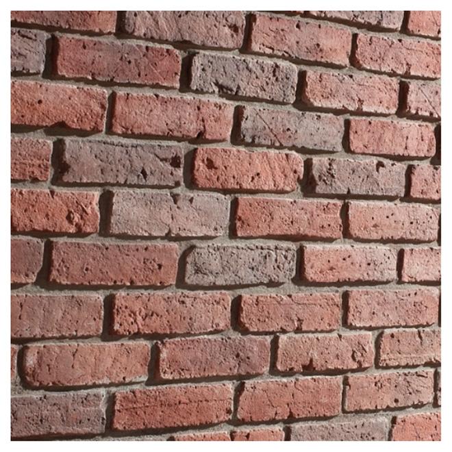 Soho Decorative Bricks - Moka - 11.8 sq. ft.