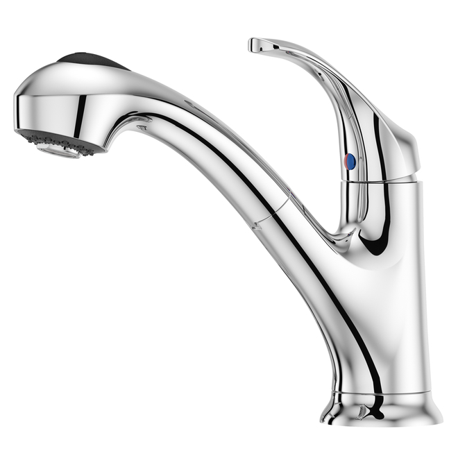 Pfister Shelton 1-Handle Kitchen Faucet - Chrome