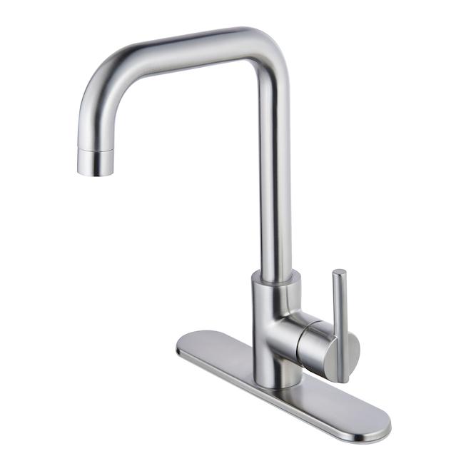 Pfister Fullerton 1-Handle Fullerton Kitchen Faucet - Stainless Steel