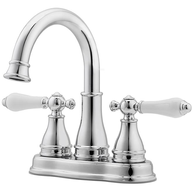 Pfister Sonterra WaterSense 2-Handle Bathroom Faucet - Polished Chrome