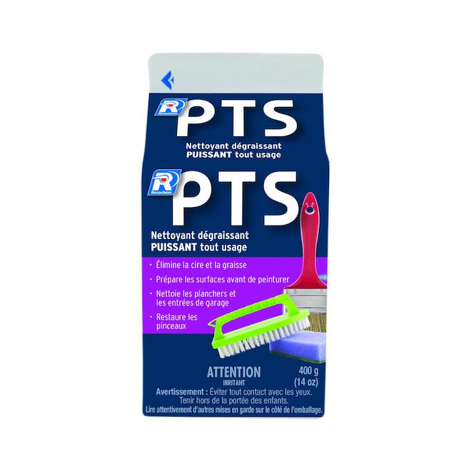 Nettoyant robuste tout usage en poudre P.T.S., 400 gr