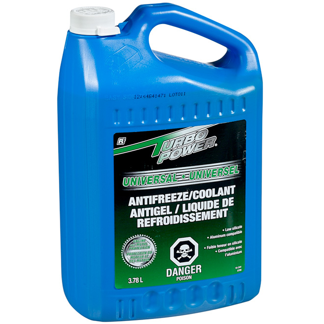 Universal Antifreeze/Coolant - 3.78 L