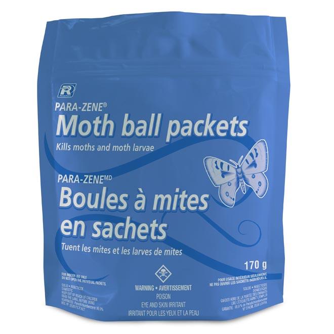 Moth Balls Packets