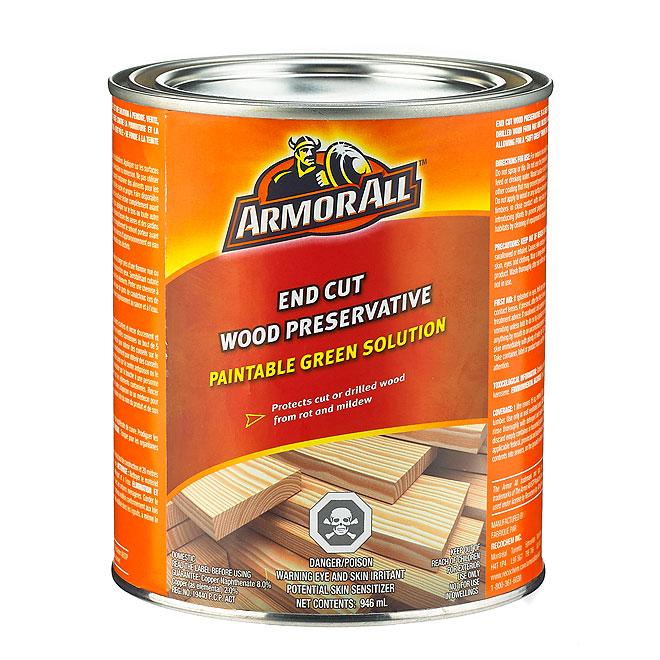 End Cut Wood Preservative