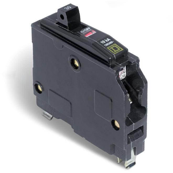 30-A 1P QO Circuit Breaker