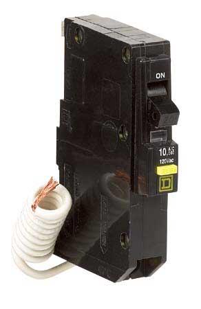 20A/1P QO GFI Circuit Breaker