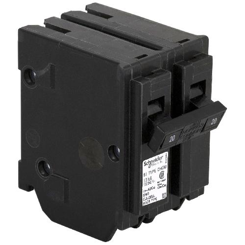 20A/2P CHOM Circuit Breaker