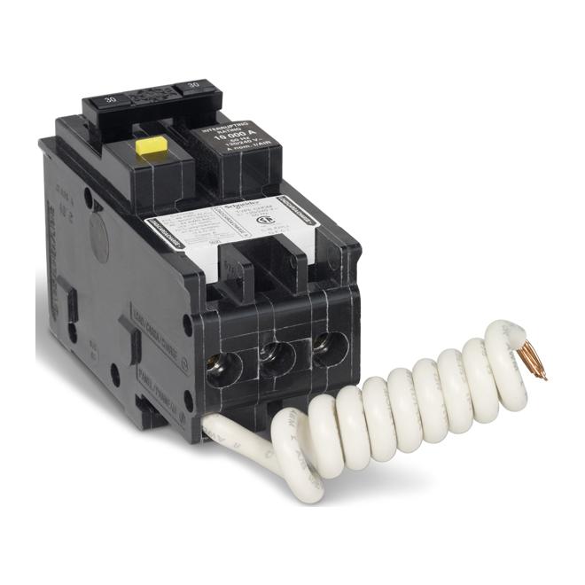 30A/2P CHOM GFI Circuit Breaker