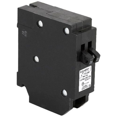 20/20A CHOM Tandem Circuit Breaker