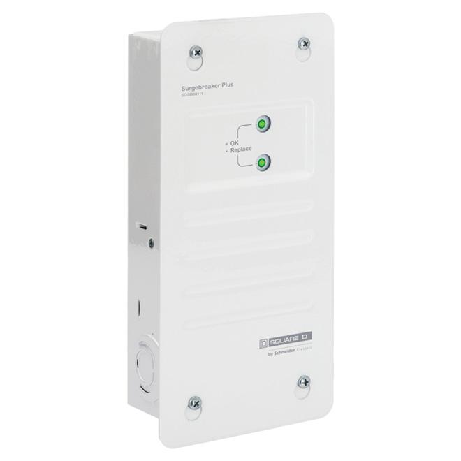 Protecteur de surtension central, 120V/240V