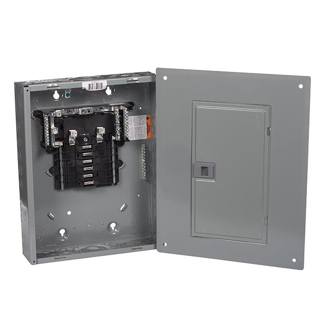 Boîte disjoncteur Square D(MC), 12 espaces, 24 circuits