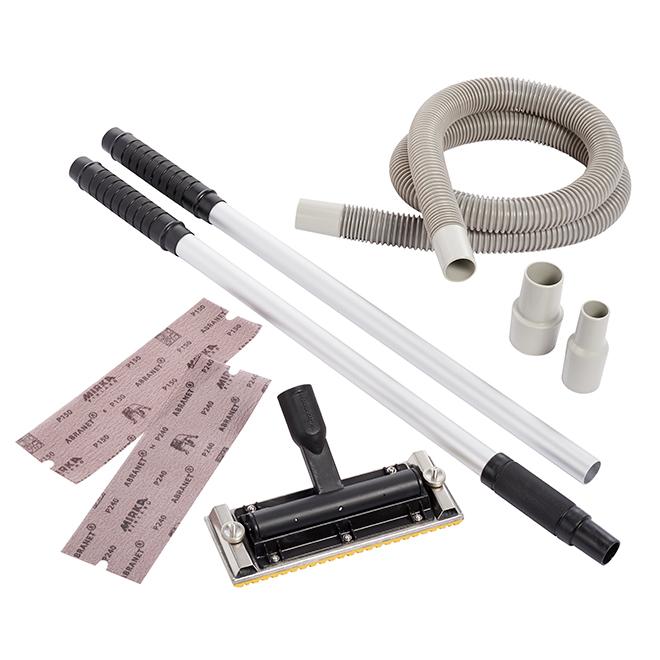 Professional Dust-Free Drywall Vacuum Sander Kit