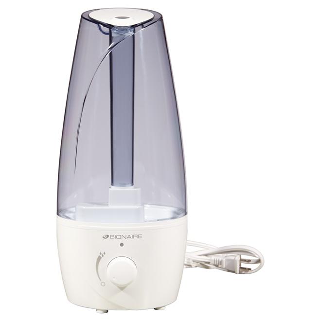 Humidificateur Bionaire « Ultrasonique », 1 gallon/20 heures