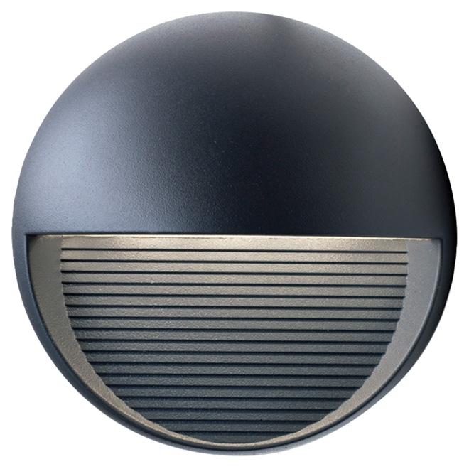 LED Outdoor Wall Lantern - Grey