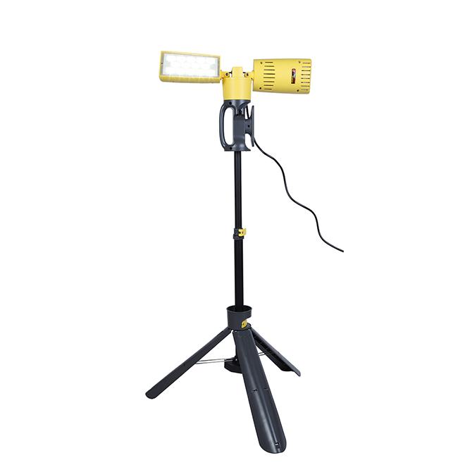 LED Tripod Work Lamp - 2 x 35W