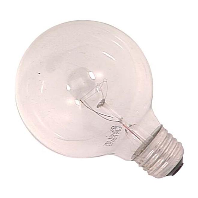 Sylvania Clear Decorative Incandescent Lamp Light Bulb - 25-W - 165-lm - Warm White