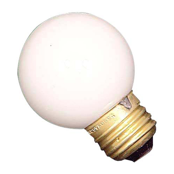 Lightbulb - G16.5 Spherical Lightbulb