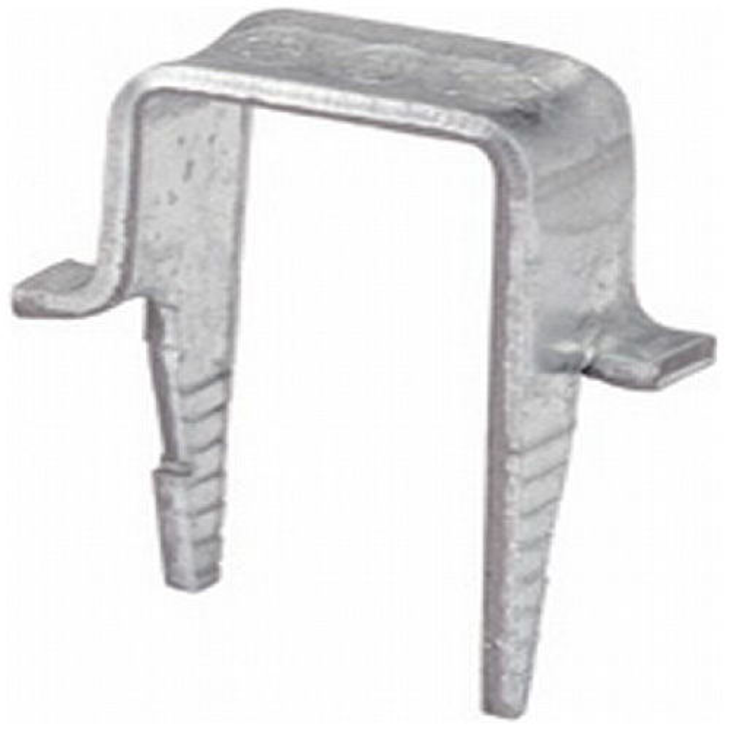 Crampons pour câble, acier galvanisé, pqt/10