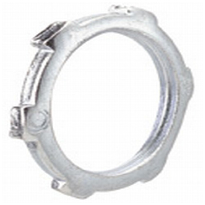 """Contre-écrou, acier, conduit rigide, 3/4"""", pqt/10"""