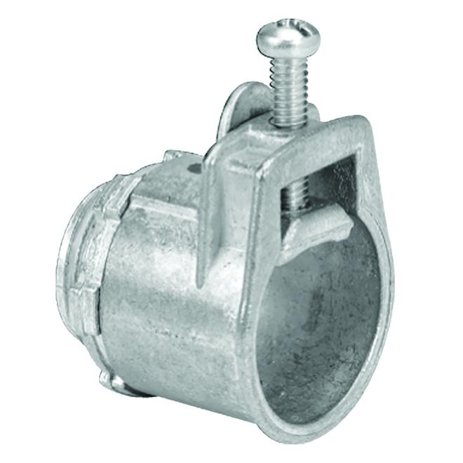 """Connecteur de câble, 1 vis, NMD90/AC90(BX), 1"""""""