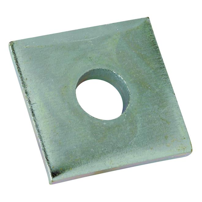 "Thomas & Betts Square Fitting - Steel - 1.5"" x 0.19"""